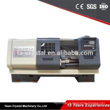 Torno de altura 1000 QK1313 tubulação máquina de rosqueamento cnc & manual torno