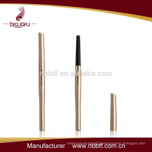 AX75-6,2015empty water proof aluminum eyebrow pencil tube