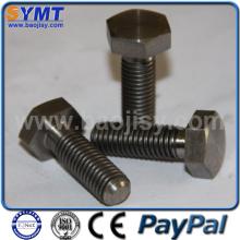 High purity Tungsten screw