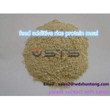 Refeição de proteína de arroz para aves de capoeira com alta qualidade