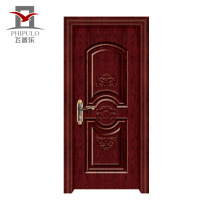 Factory Making Professional New Design Steel Wooden Room Door