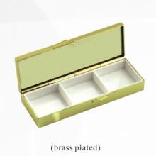 Metal Cosmetic Jewelry Storage Box (BOX-34)