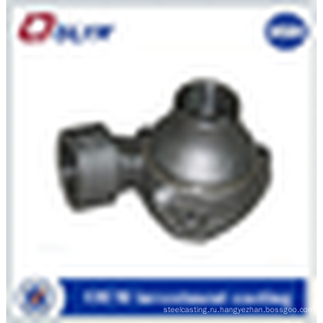 Индивидуальная обработка cnc обслуживания литье стальных частей водяного насоса