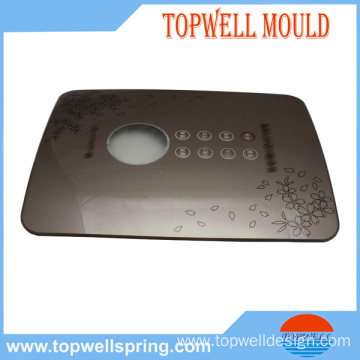 Plastic injection IML plastic container