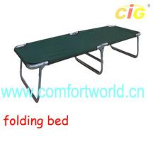 Lit pliant confortable pour camping extérieur (SGLP04309)