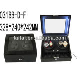 LED light black watch winder