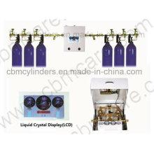 Hospital Medical Gas Manifold System
