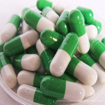 Capsules à libération prolongée de chlorhydrate de tamsulosine pour traiter l'hyperplasie bénigne de la prostate