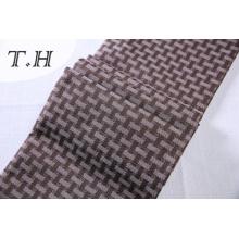 Tissu de lin de grille de tricotage avec la série a et B (FTD31053AB)