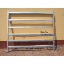 Panneaux de vache à vendre Panneaux de bétail galvanisés Portes et panneaux de bétail