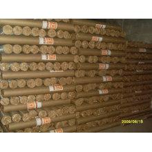 Pvc revestido de malha de arame de ferro soldado (ISO9001: 2008)