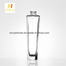 Frasco de vidro novo do perfume da mulher da beleza