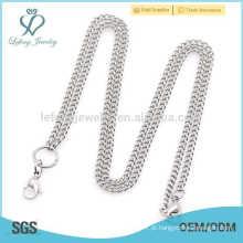 Design de colar de casamento de amostra grátis, correntes de pescoço para mulheres