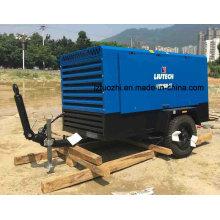 Atlas Copco Liutech 500cfm 14bar Compresor de Aire Diesel Portátil