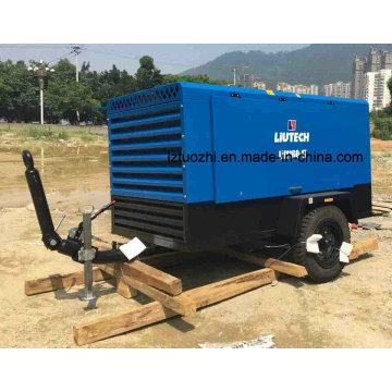Atlas Copco Liutech 500cfm 14bar Compressor de ar diesel portátil