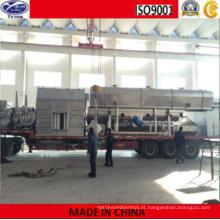 Máquina de secagem de leito fluidizado vibratório de fosfato de uréia