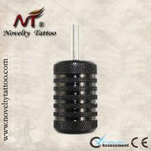 N301002-30mm Aluminio Grips Negro Tatuaje