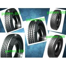 Todo o pneu radial de aço 315 / 80r22.5 18pr do caminhão