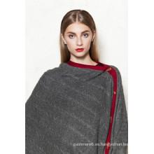 bufandas de bufanda de seda de la originalidad cálida chales con certificado CE