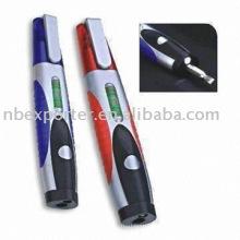 BTEL1347 Мини-набор инструментов с уровнем и светодиодной подсветкой