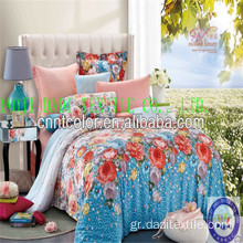 100cotton 60x60 90x88 τυπωμένο ύφασμα ύφασμα κλίνης