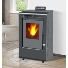 Indoor Using Wood Pellet Stove with Remote Control