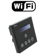 110V/220V Andorid & iPhone 6/iPad IOS System Support Remote Control LED WiFi 0-10V Touch Panel
