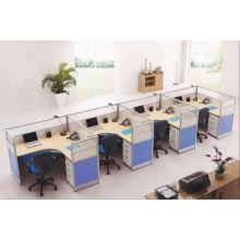 Mobiliário de escritório Esun 7 estrutura de design de personagem divisórias de escritório para estilo KW919