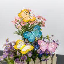 Arte e artesanato de borboletas