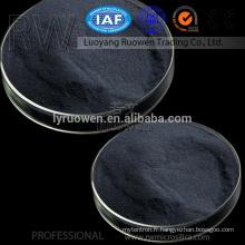 Micro fumée de silice pour alimentation animale noir carbone noir