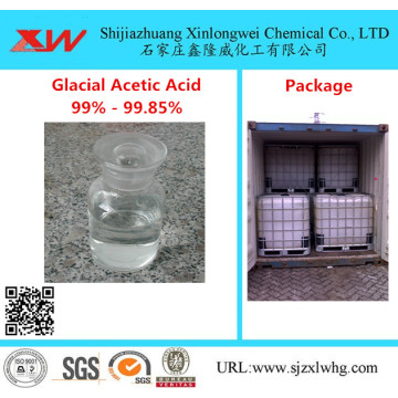 Acetic Acetic Glacial 99%, 99.5%, 99.8% manufactory