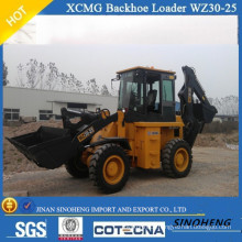 4WD Backhoe Loader Wz30-25 with Pilot Control