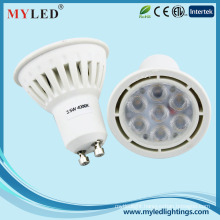 The Factory Mini Lamp 3w CE RoHS Compliant GU10 LED Spotlight