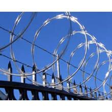 Razor Barbed Wire Sicherheitszaun