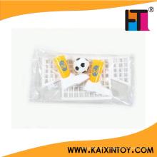 Neueste Mini Finger Fußball Set Kunststoff Förderung Geschenkartikel