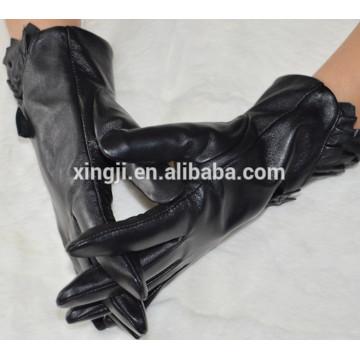 guantes de dedo de alta calidad para mujeres