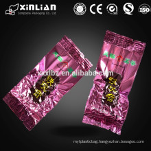factory price aluminium foil tea bag for tea packaging