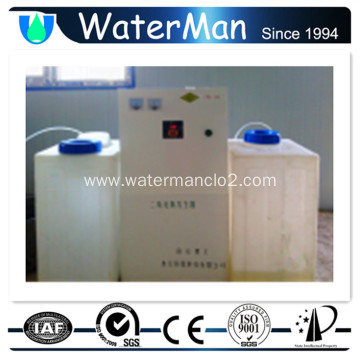 mini patent clo2 chemical generation machinery