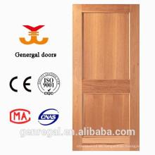 Haus Holz Interieur hdf 2 Flat Panel Tür
