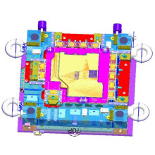 (GS-T763) moulage par injection en plastique d'appareil ménager de haute précision / moule