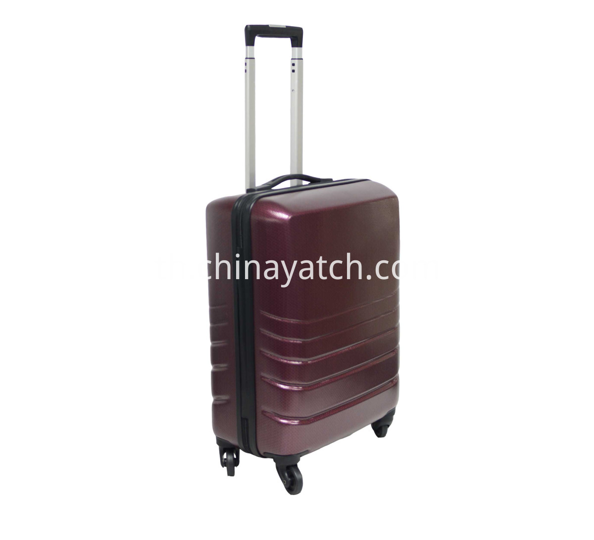 Multi-color ABS&PC alloy suitcase