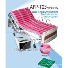 Динамическая медицинская чередующаяся система наложения матрацев для пролежней APP-T03