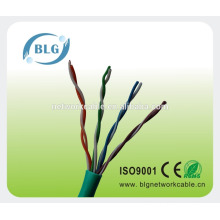 Manufacturers 24awg CCA/CCS/CU cat5e ADSL wire lan cable