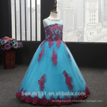 Children's wedding dress exclusive and breathable evening dress party dress ED589