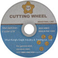 5 Inch Ss Cut Wheel, Black Double Nets Cutting Disc
