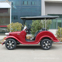 4 Seater Electric Classic Car Ce Approved