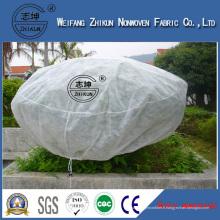Tissu non-tissé d'agriculture résistante UV