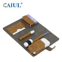 IQOS Eletronic Cigarette PU Long Wallet Case