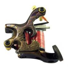 Hot Sale Damascus Tattoo Machine Gun