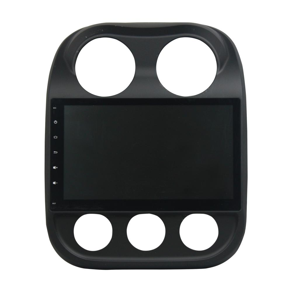 JEEP Compass Audio Accessories 7.1.1 Android car video Player